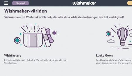 Wishmaker-världen