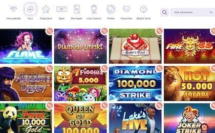 Alf Casino games