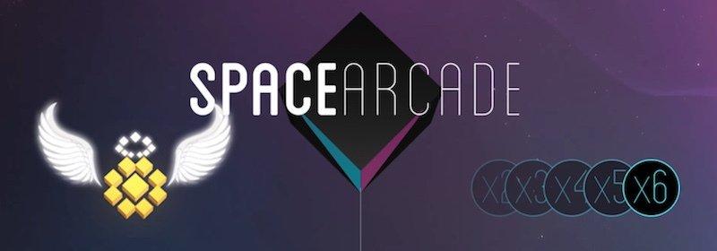 Space Arcade Funktioner
