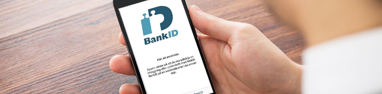 Spela casino med BankID