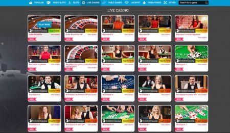 Free Spins Casino live casino