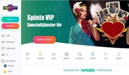 Spinia VIP