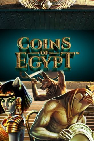 Coins of Egypt Booming Games slot