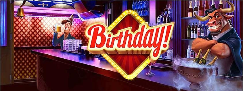 Birthday! Online Slot
