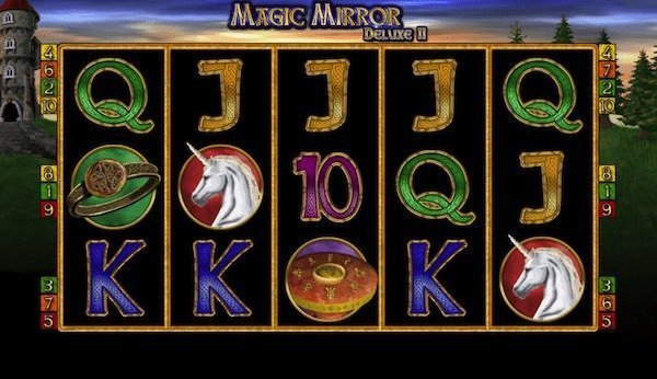 Magic Mirror Merkur Spel