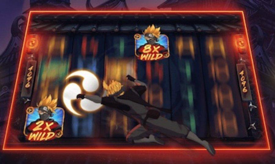 Spelfunktioner Ninja Ways