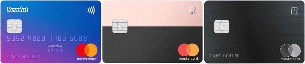Revolut Betalningsmetoder
