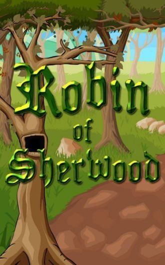 Robin of Sherwood slot logo