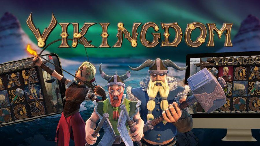 Vikingdom Genii slot