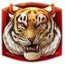 Enraged Tiger symboler