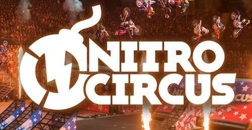 Nitro Circus nya spelautomater