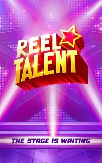 Reel Talents slot logo