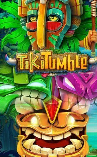 TikiTumble slot logga