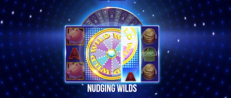 Wild Wheel funktioner
