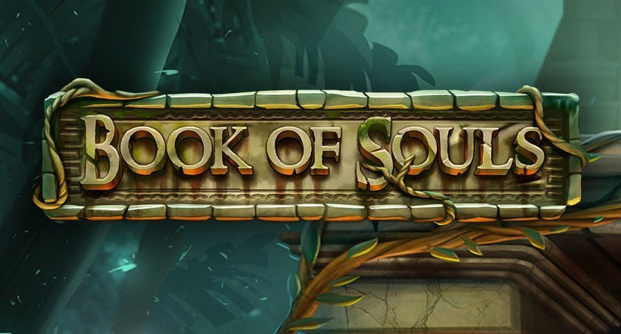 Book of Souls slot logo
