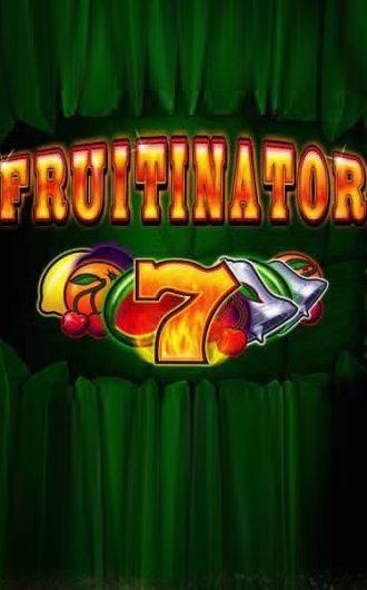 Fruitinator slot logo
