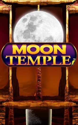 Moon Temple slot logo