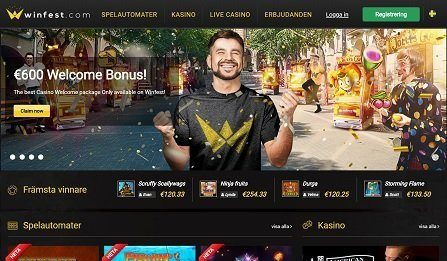 Winfest Casino Recension
