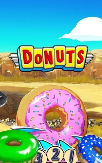 Donuts logo BIg Time Gaming