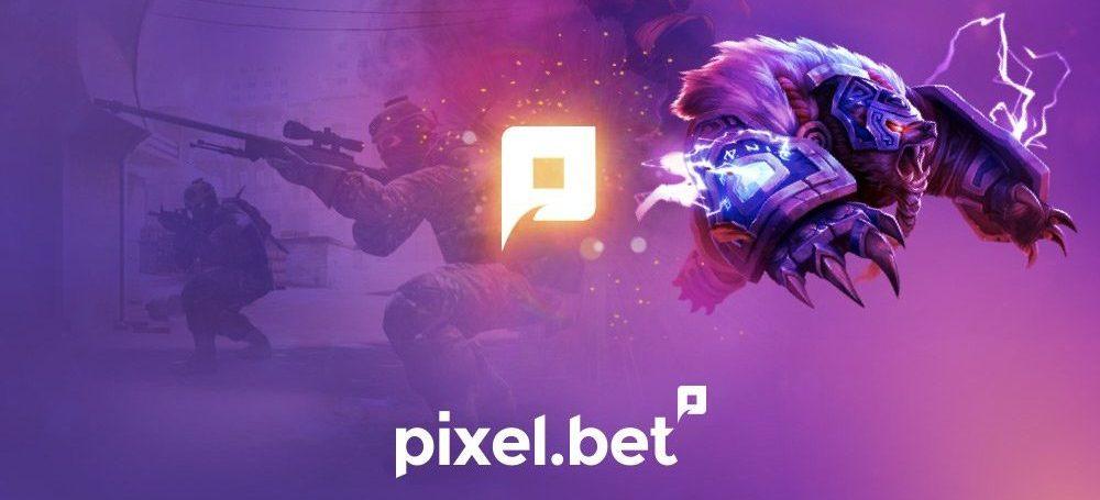 Pixel.bet Esport betting
