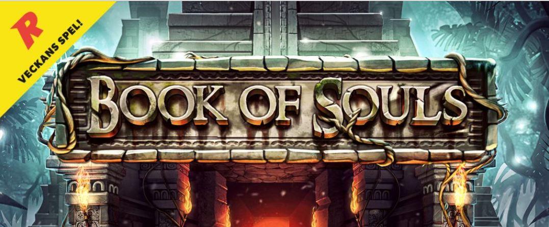 Book of Souls kampanjer Rizk