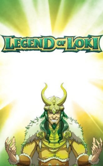 Legend of Loki logga