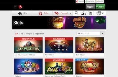 PokerStars spelautomater