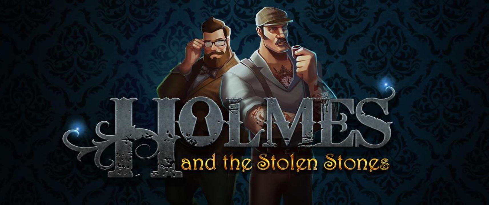 Holmes Stolen Stones slot