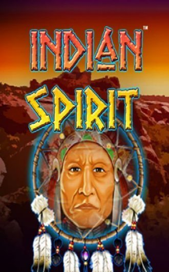 Indian Spirit slot logga