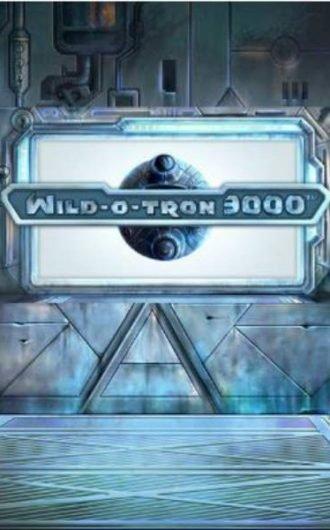 wild o tron 3000 logo