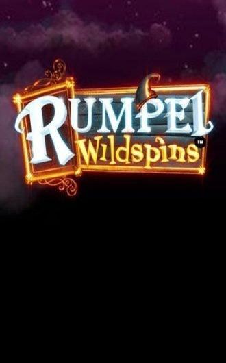 Rumpel Wildspins spelautomat logga