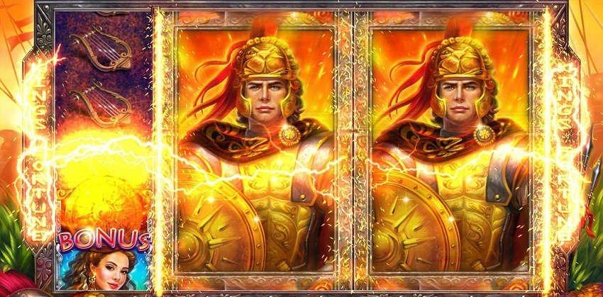 King of Macedonia slot
