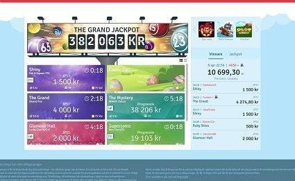 Bingo.com jackpot