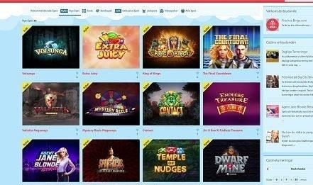 Bingo.com spelautomater