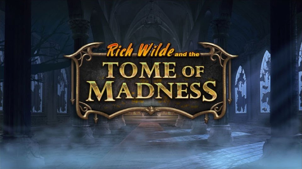 Rich Wilde and the Tome of Wildness