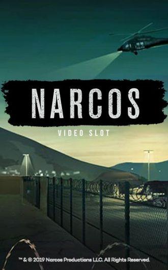 Narcos spelautomat recension