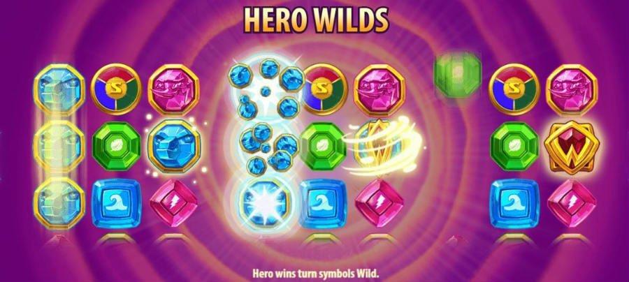 wild world slot funktioner