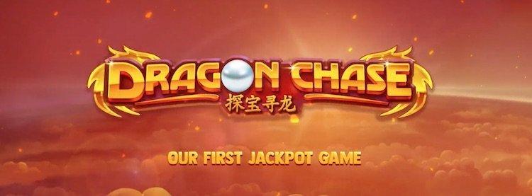 Quickspin dragon chase jackpot
