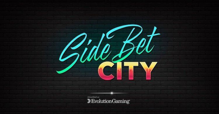 Sidebet city spelautomat