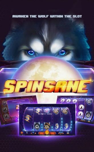 Spinsane slot recension