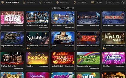 casinocasino slots spelutbud