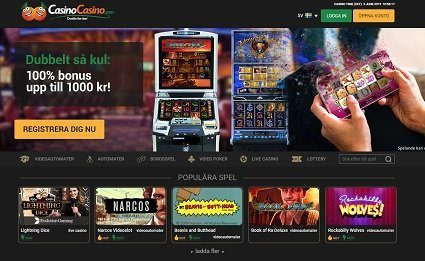 casinocasino startsida