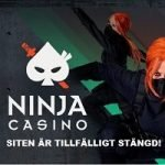 Ninja Casino & SpelLandet förlorar sin svenska licens