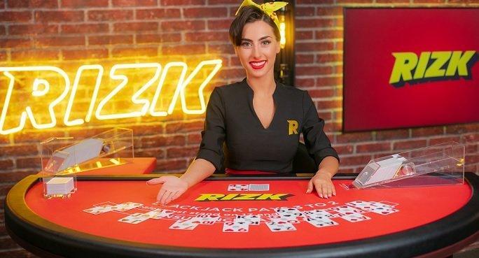 rizk blackjack