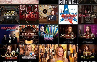 21prive live casino