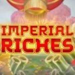 Trailer och preview för ny spelautomat – Imperial Riches