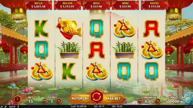 Imperial Riches slot recension