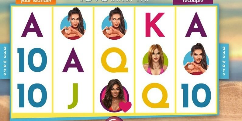 Love Island slot recension