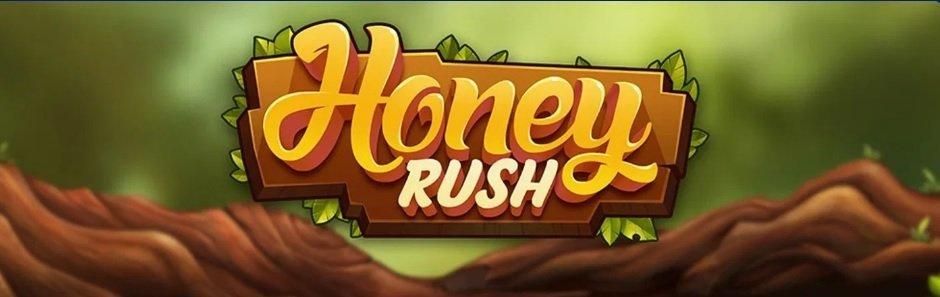 Honey Rush från Play'n GO