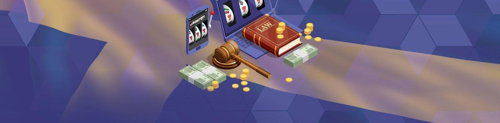 Svenska spellagen 2019 – Casinon med svensk licens